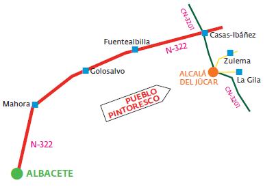 Ruta Alcalá del Júcar
